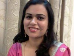 Aditi Joshi Indian Food Blogger