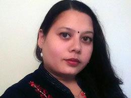 Tejal Sarvaiya (Indian Food Blogger)