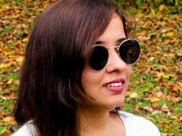 Neha Khanuja (Indian Food Blogger)