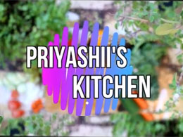 Priyashii's Kitchen (Indian Food Blogger)